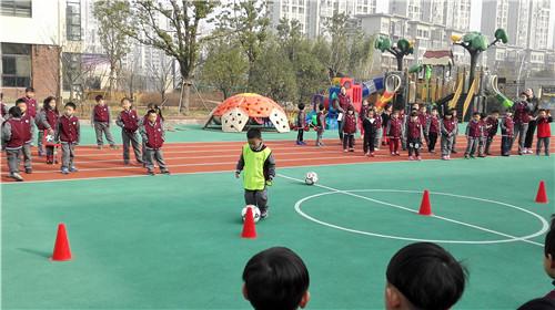 ——无锡外国语幼儿园迎新年运动会