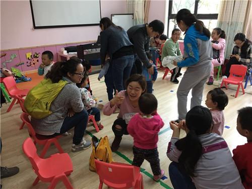 ——记外国语幼儿园公益亲子活动